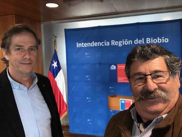 Intendencia de la región del Biobío