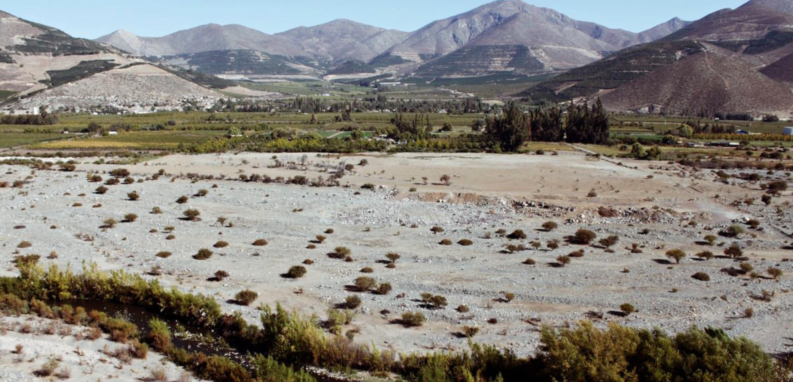 La futura crisis del agua en Valparaíso  – chvnoticias