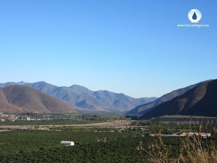 Las 2 oportunidades que deja la sequía en Chile. Mesa del Agua e inyección mecánica de acuíferos